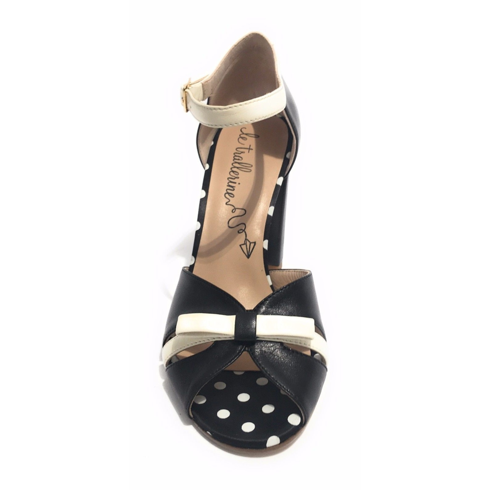 Panna Le Donna Ztxirx1 80 Scarpe Tc Sandalo Artigianale Trallerine Black XTikOPZu